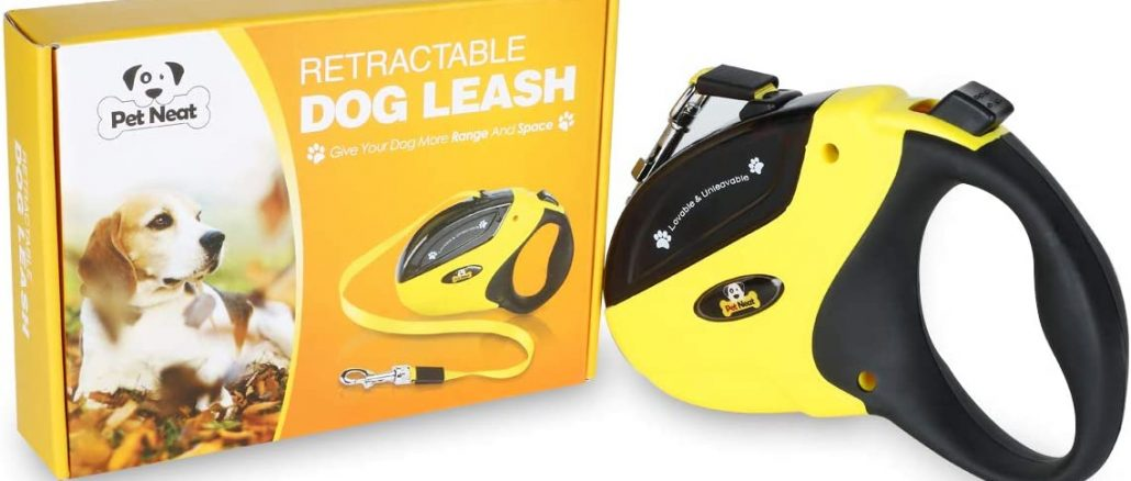 Best Retractable Dog Leashes in 2020
