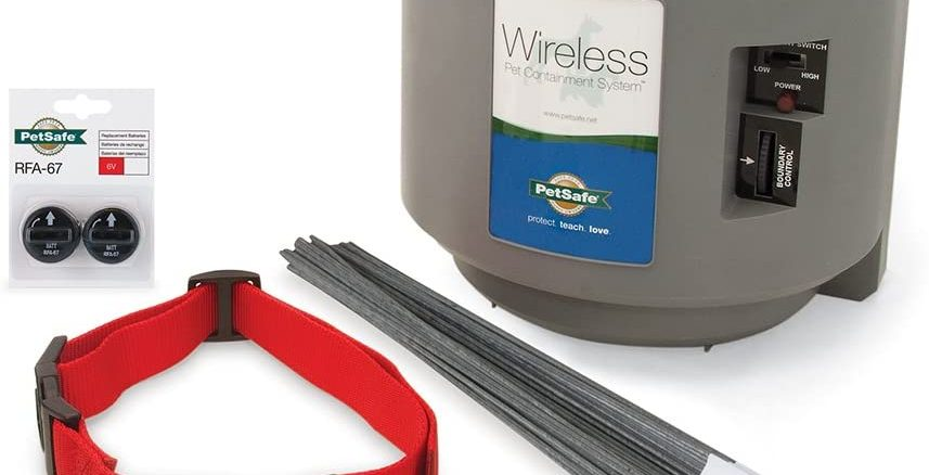 PetSafe PIF-300 Wireless Fence 2020 Review